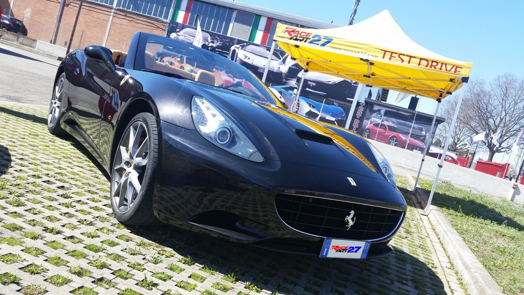 Test Drive Ferrari Californi Race ART 27